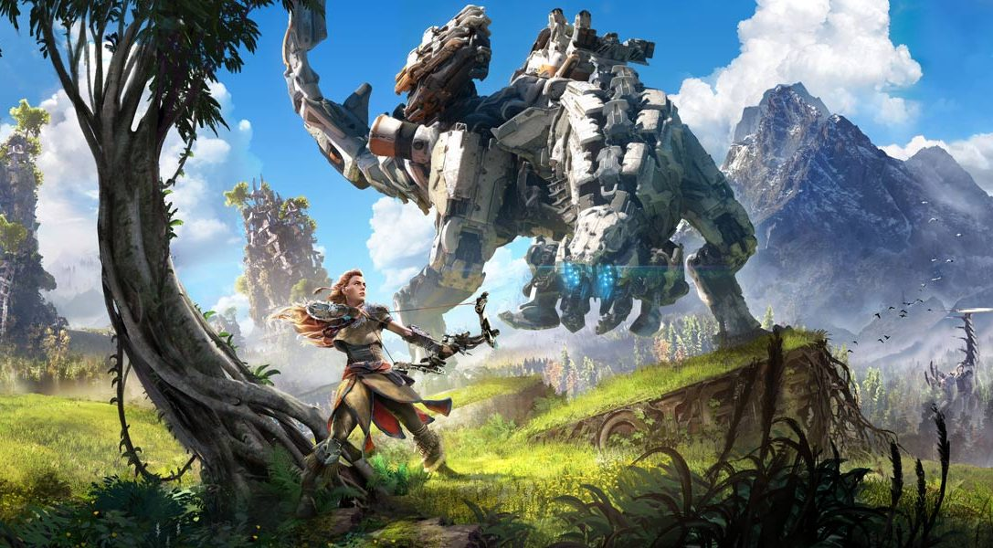 Full range of Horizon Zero Dawn accessories and merchandise detailed