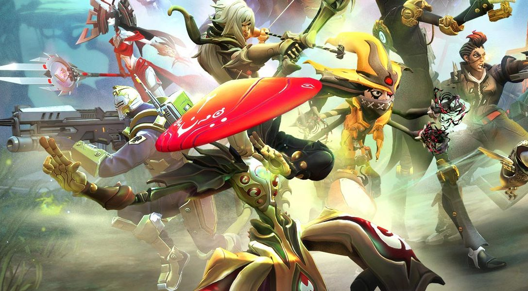 Today's massive Battleborn update ushers in new modes, PS4 Pro support