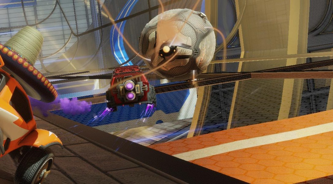 Rocket League was the best-selling PlayStation Store game of 2016