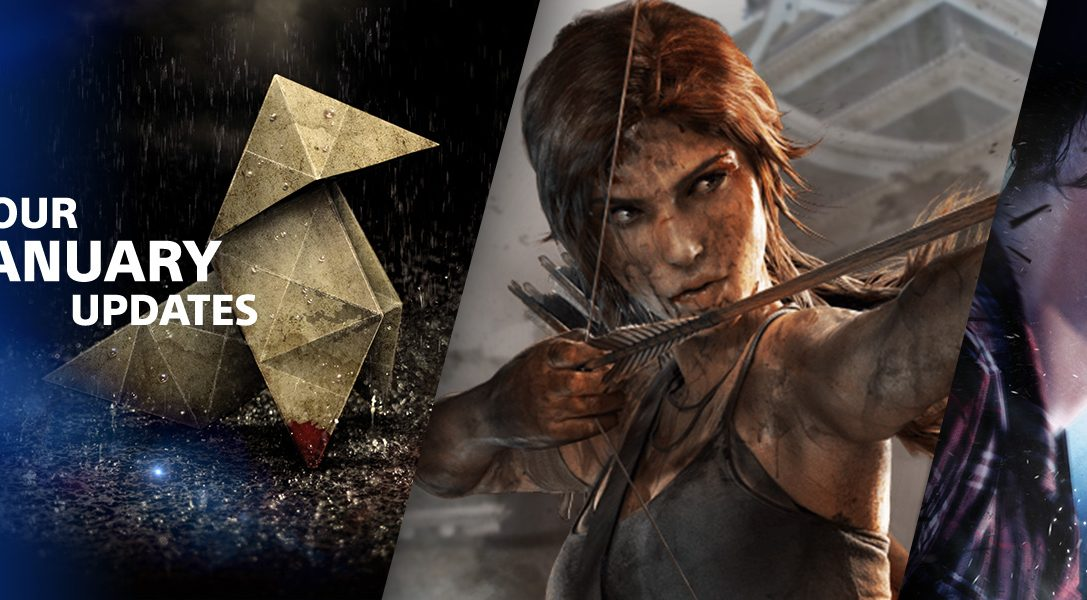 Game of the Year editions for Uncharted 3, Tomb Raider, Borderlands and more join PS Now today