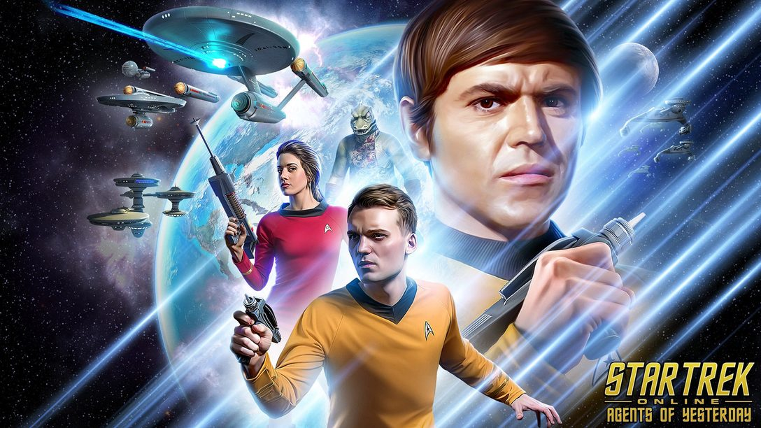 Star Trek Online: Agents of Yesterday Expansion Out 2/14 on PS4