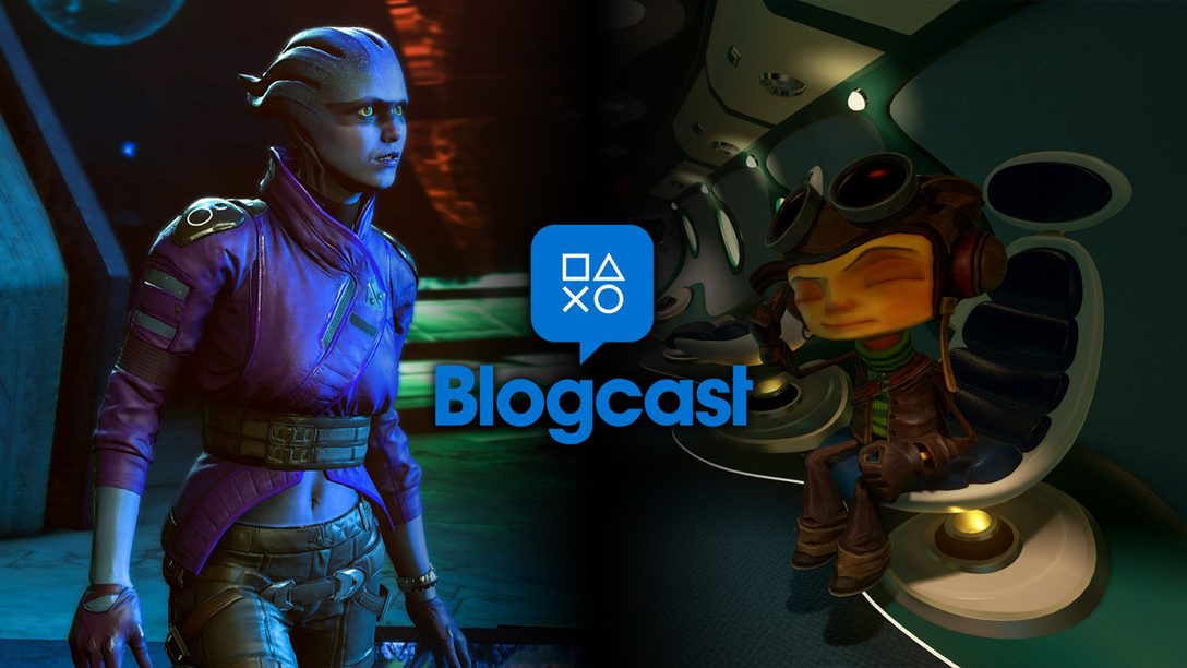 PlayStation Blogcast 237: Andromonauts