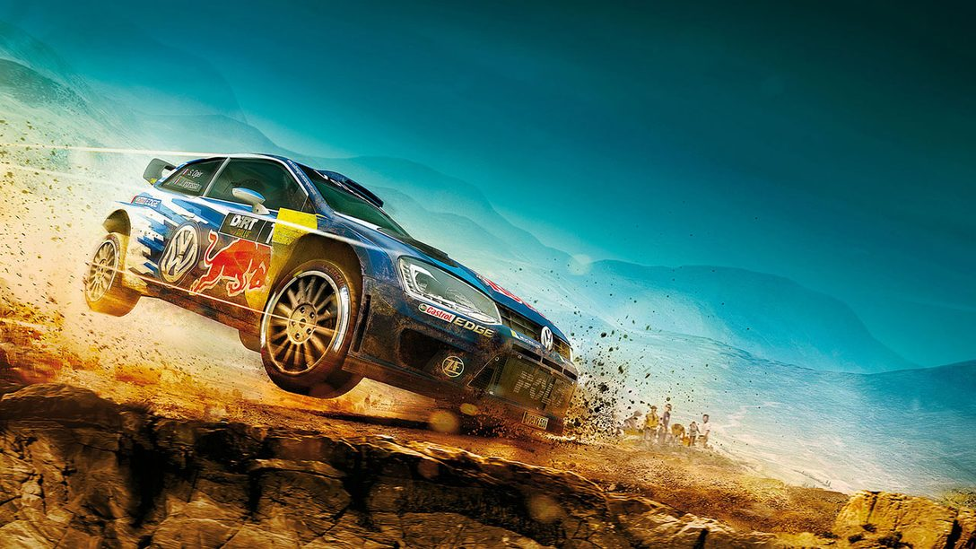Dirt Rally PS VR Out Today, PS4 Pro Optimized