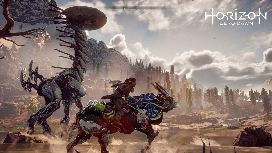 Horizon Zero Dawn: The Origin of Aloy the Hunter