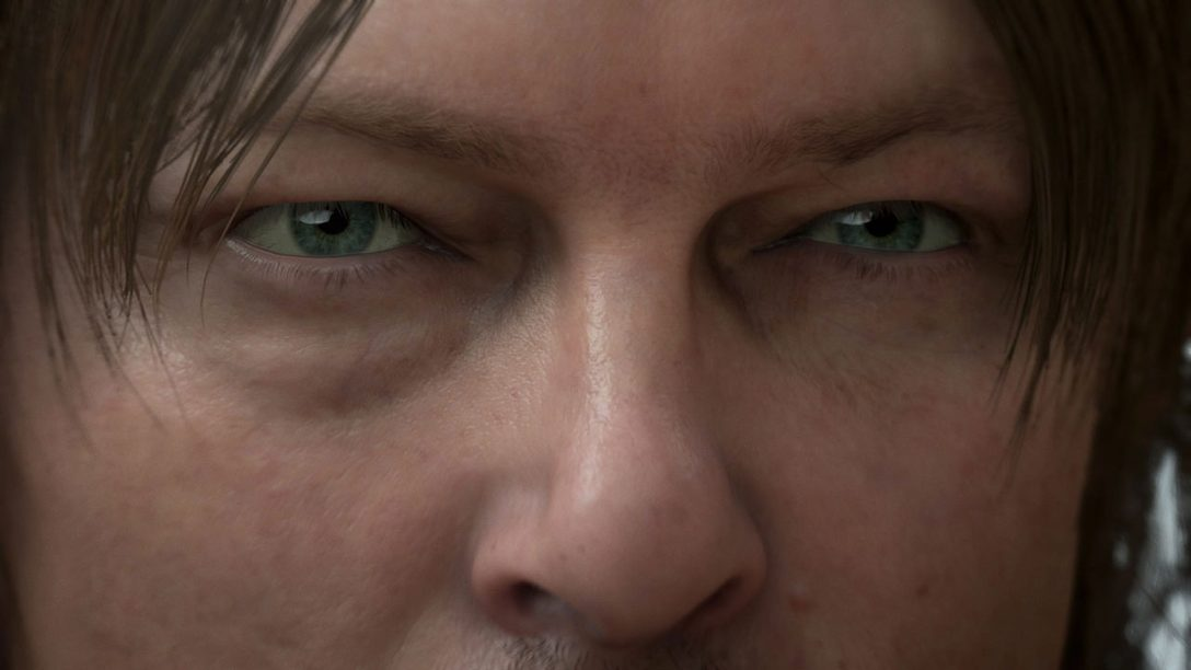 The Hideo Kojima Death Stranding interview: Strands, Decima and Guerrilla Games