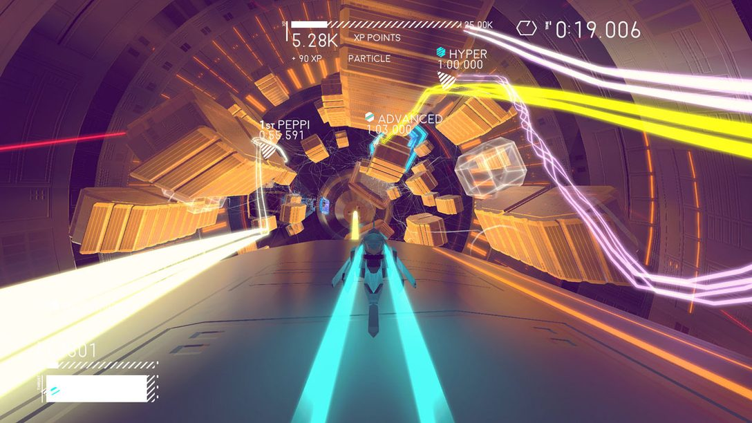 Hyper-futuristic Racer Lightfield Coming to PS4