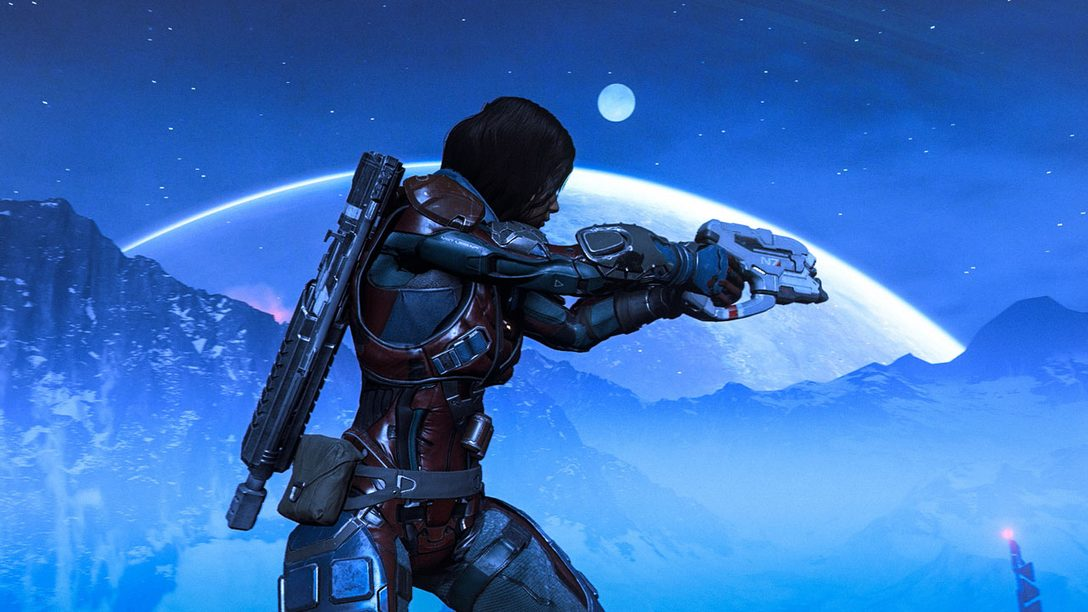 First Hands-on with Mass Effect: Andromeda