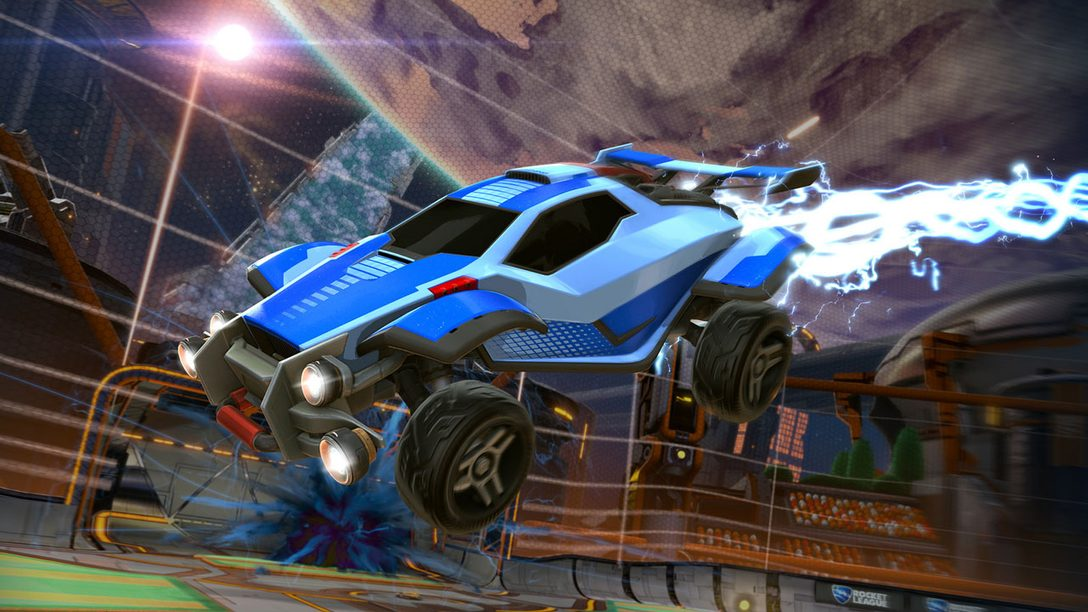 Rocket League: PS4 Pro Support Coming February 21