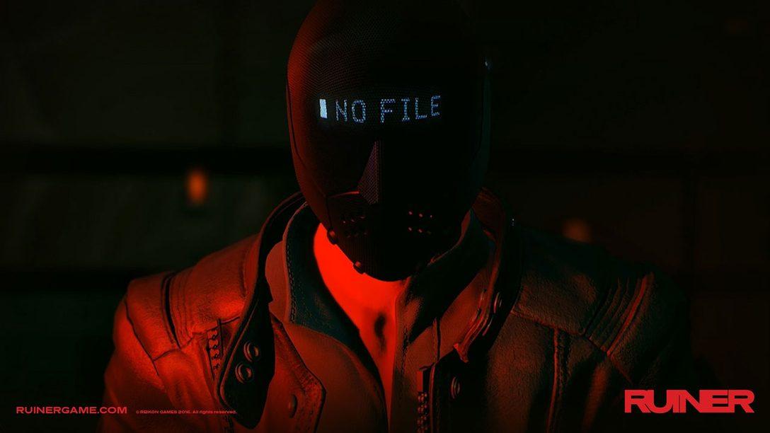 Ruiner: Walk the Darkest Alleyways of 2091 in Upcoming PS4 Shooter