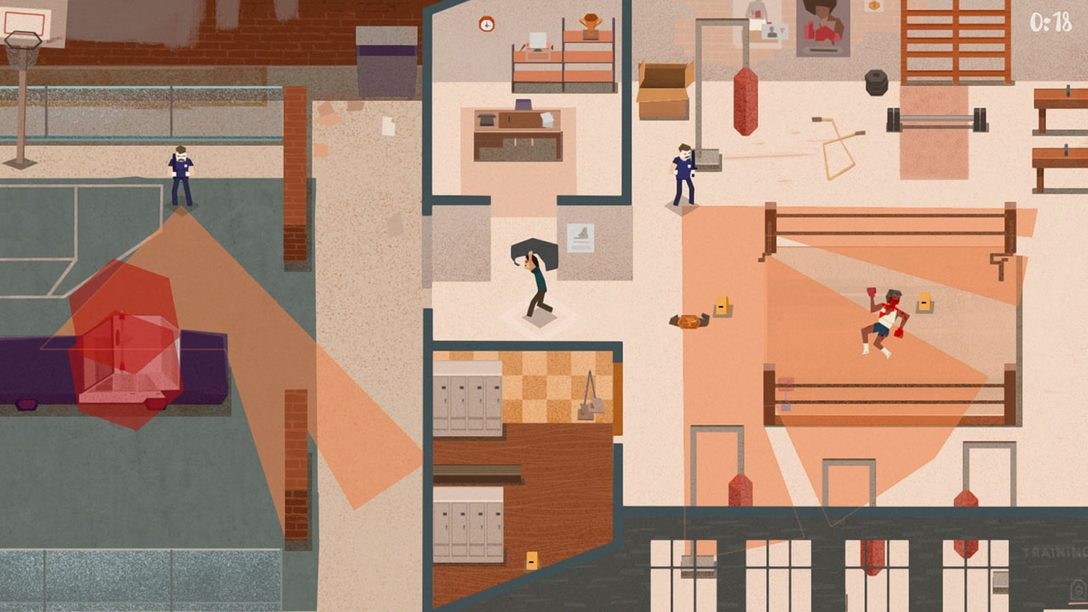 Leave No Grisly Clues Behind in Serial Cleaner, Coming to PS4