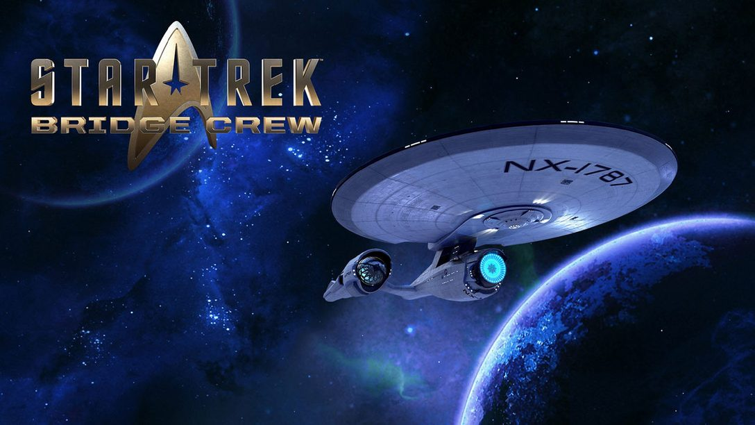 Lessons from the Final Frontier: Writing for Star Trek in VR