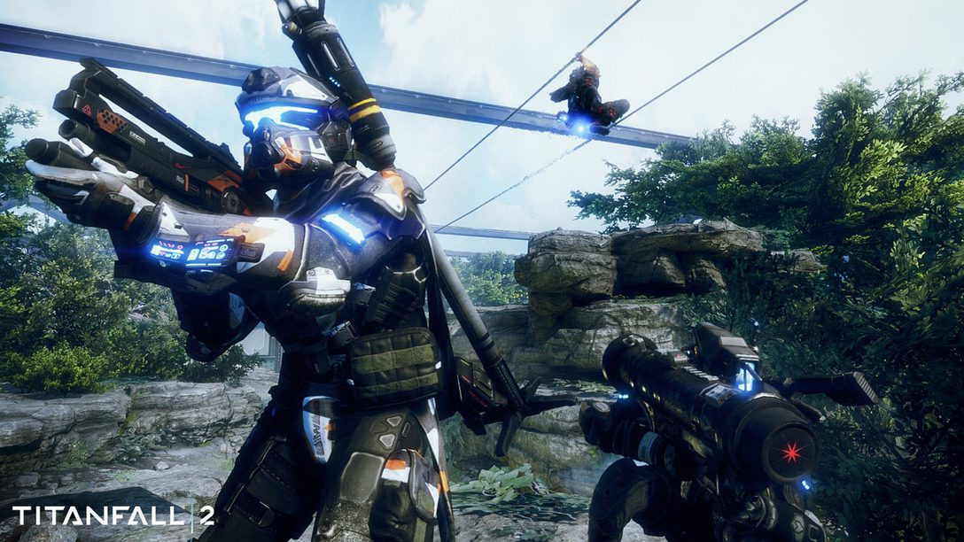 Titanfall 2: Live Fire Mode Drops February 23, 5 Tips from the Team