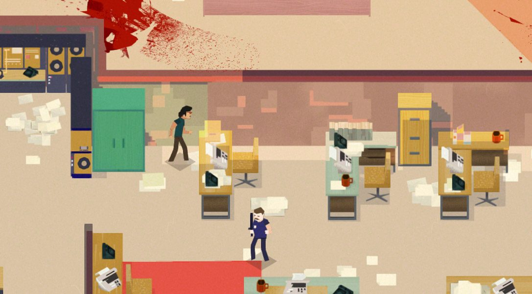Destroy active crime scene evidence this summer in PS4 stealth game Serial Cleaner