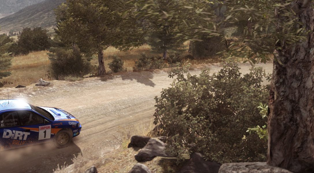 Try out the new co-driver mode in Dirt Rally's PS VR upgrade, out on PS4 today