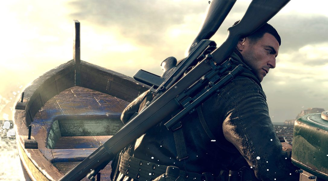 9 cool things you didn't know you could do in Sniper Elite 4, but totally should