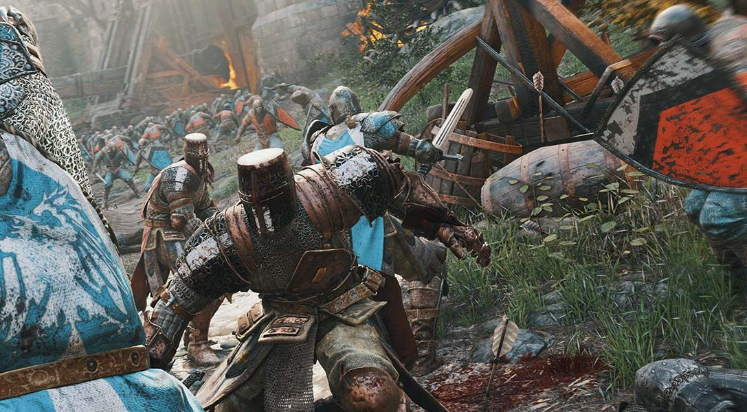 New on PlayStation Store this week: For Honor, Sniper Elite 4, more