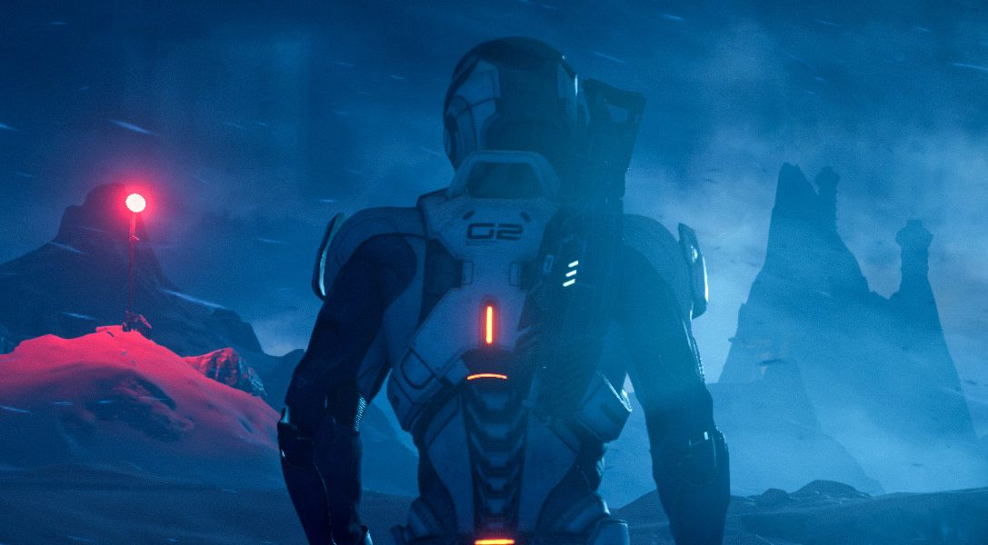 Mass Effect: Andromeda teams up with European Space Agency for real world astronaut training