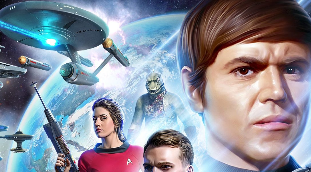 Star Trek Online's Agents of Yesterday expansion beams onto PS4 on 14th February