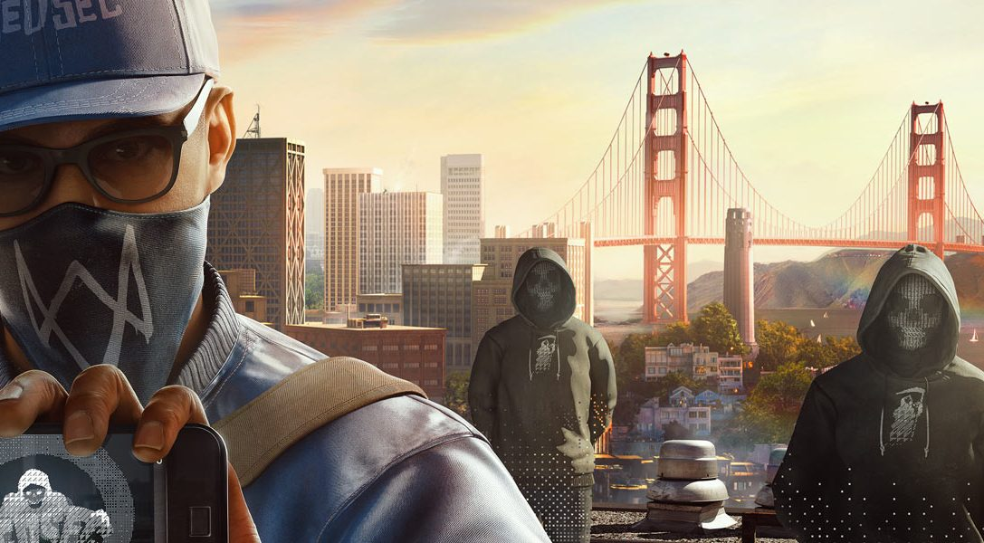 New discounts start today on PlayStation Store – save on Watch Dogs 2, Dishonored 2, more