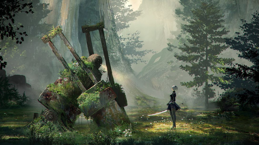 Here's What Happened Before Nier: Automata's Story Began