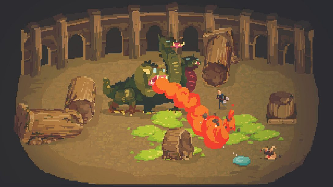 Control the Hero or the Monsters in Crawl, Coming to PS4 on April 11
