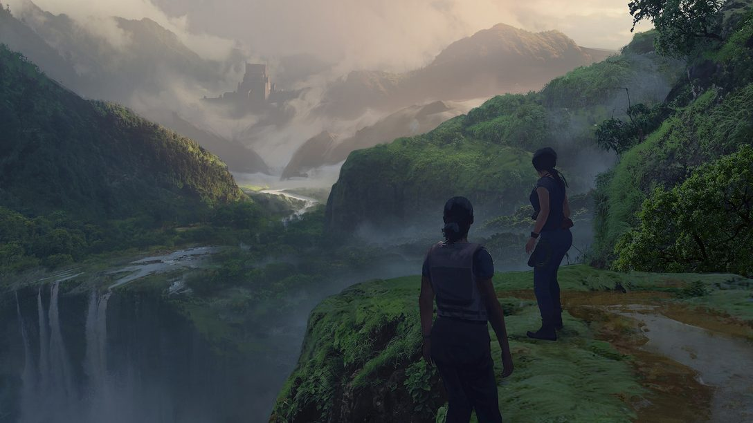 First Look at Uncharted: The Lost Legacy