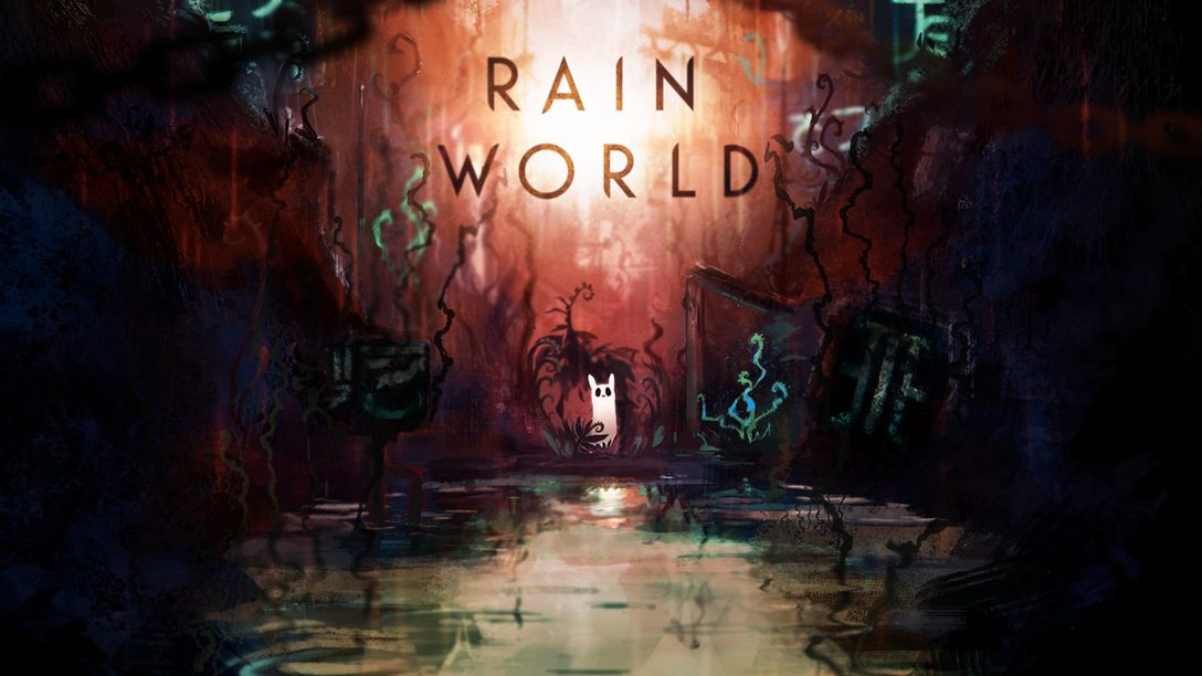 There's Always Something Bigger and Hungrier in Rain World