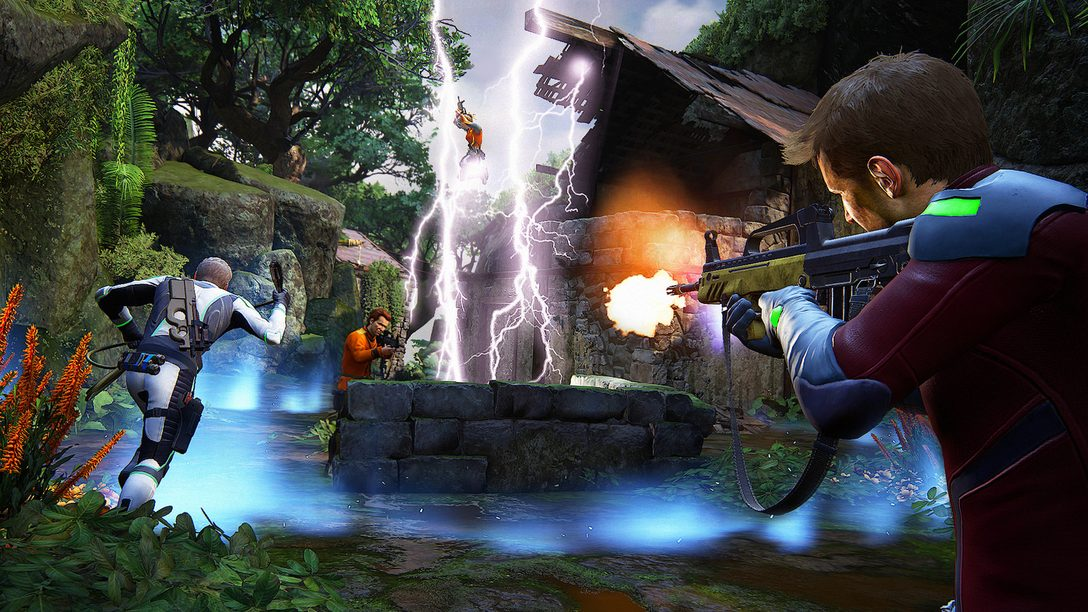 Uncharted 4 Multiplayer: New Mode, Weapons, and More on March 17