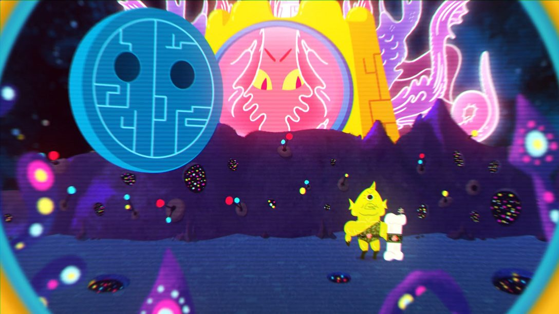 Loot Rascals Out Today on PS4, Meet The Thing Below