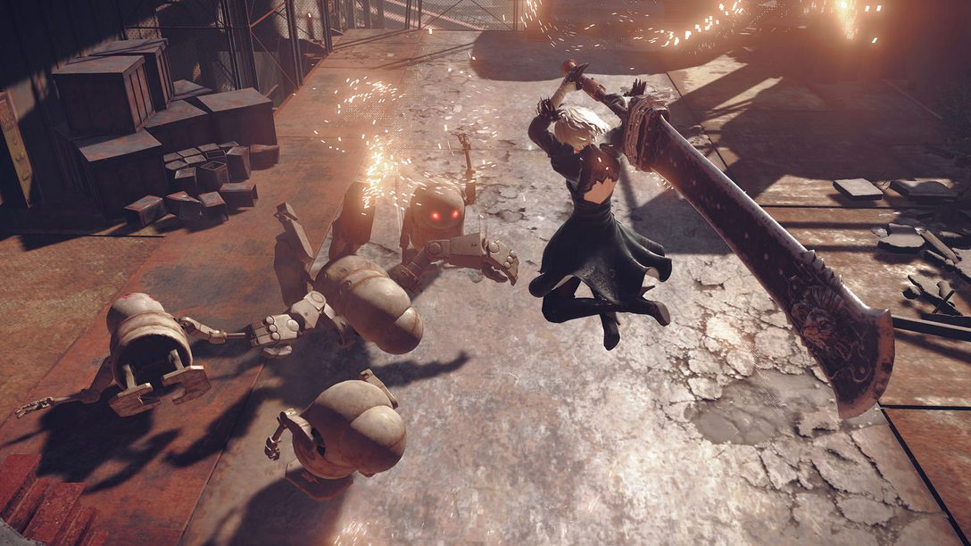An Android's Guide to Nier: Automata