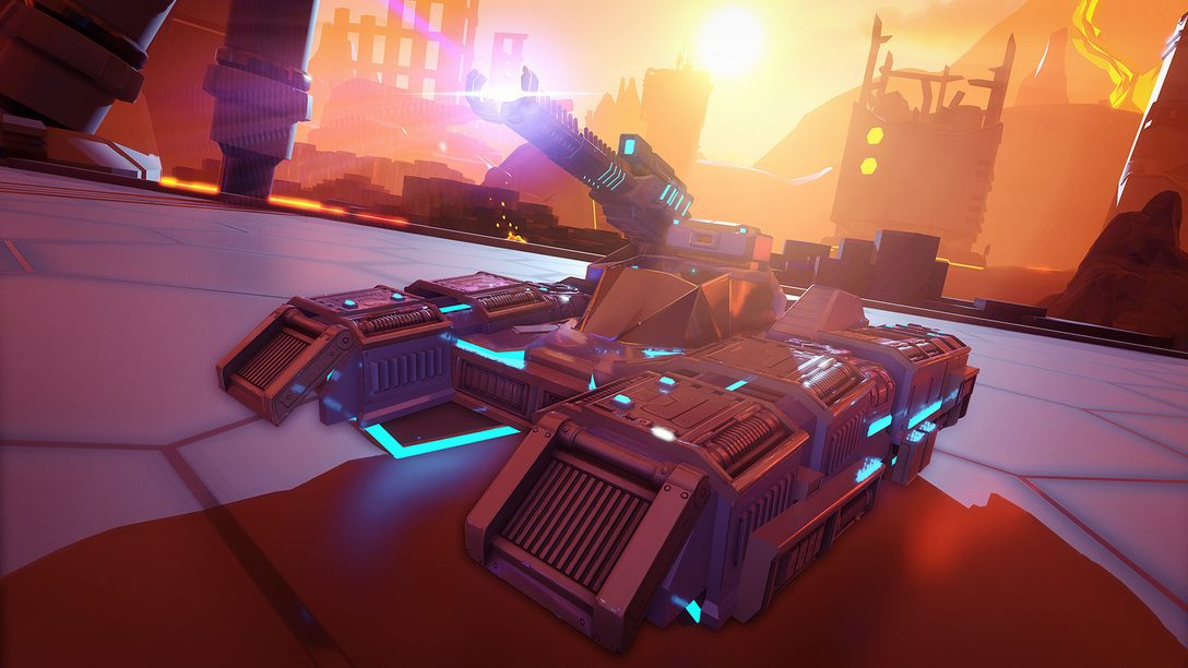 Battlezone: Climb Back Into Your Cobra Tank With New Update