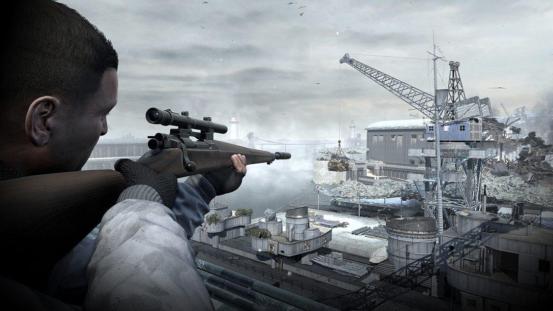 Sniper Elite 4: Deathstorm Campaign Begins March 21