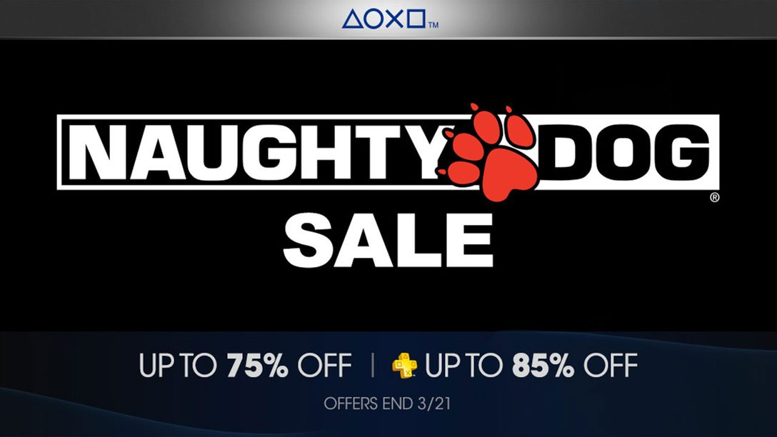 Celebrate Naughty Dog's Legacy in This Week's Franchise Sale