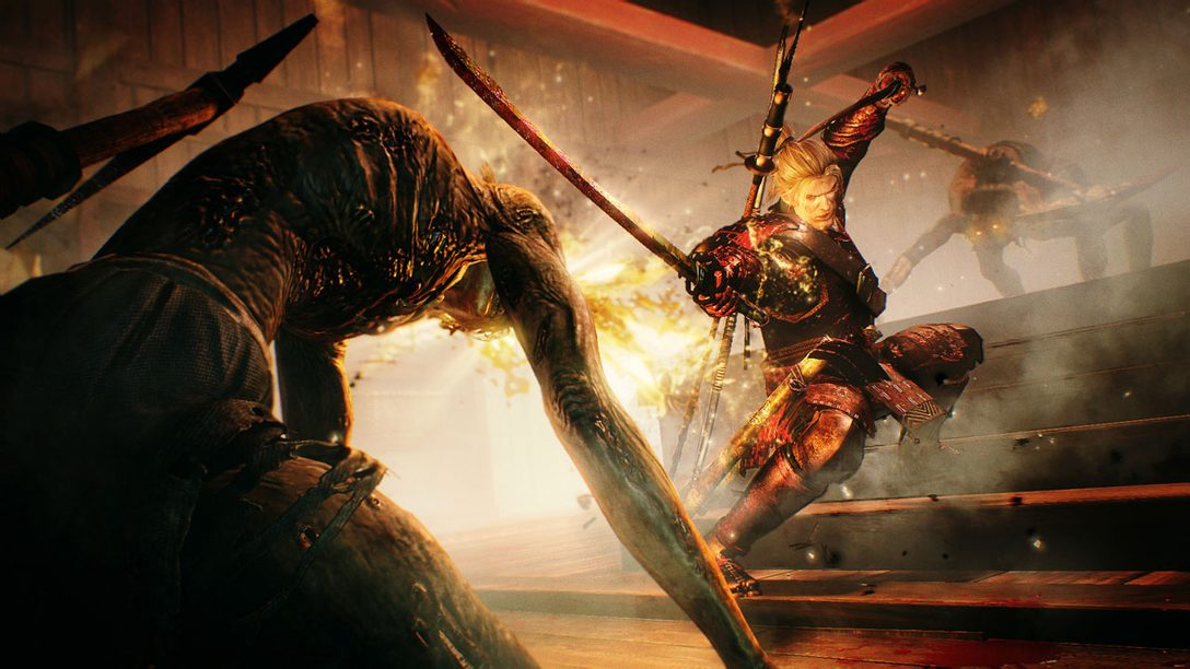 Nioh Notes: Team Ninja Details Lessons Learned From Development