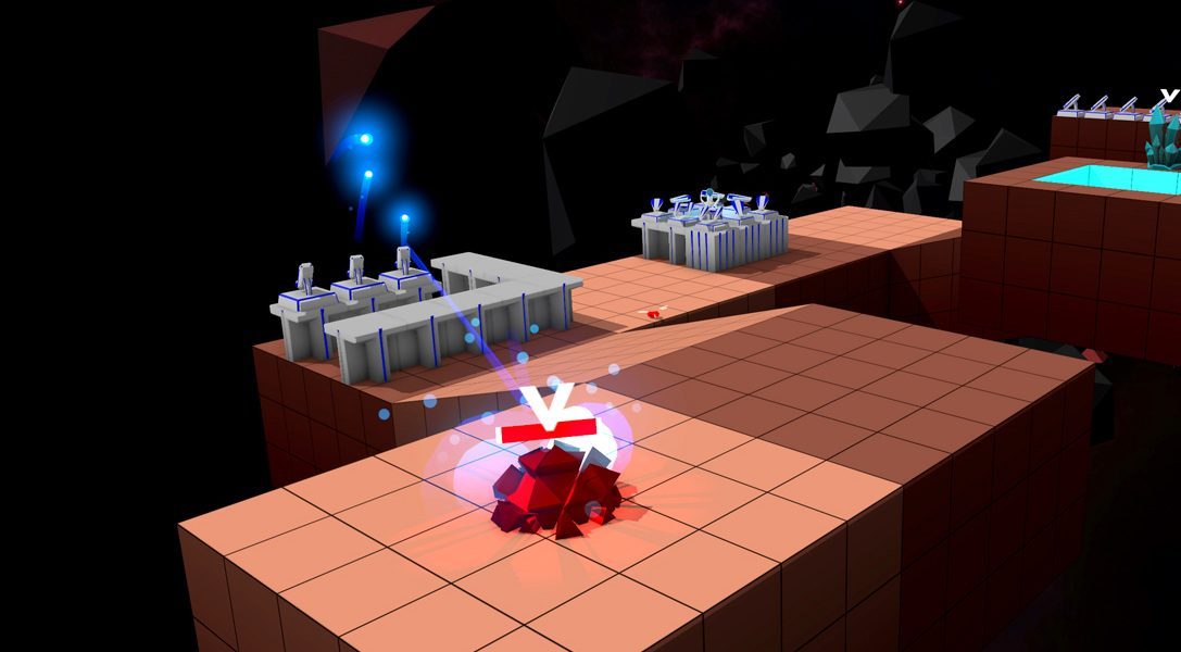 Real-time strategy defence title Korix hits PlayStation VR on 28th March