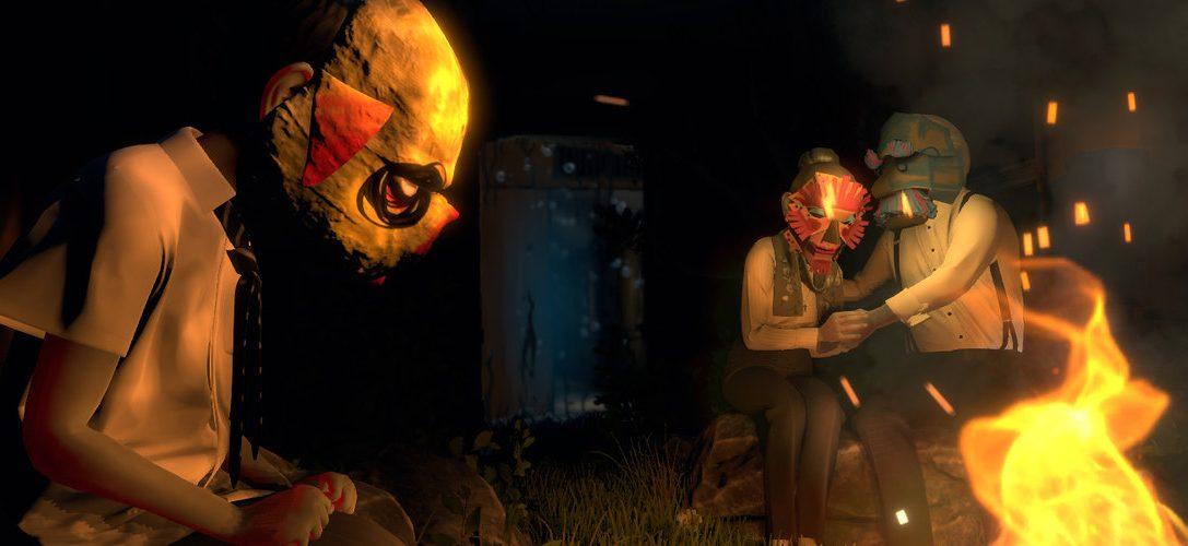 Narrative-driven PS4 adventure Blackwood Crossing is a surrealist look at life, love and loss