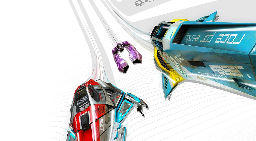 Wipeout Omega Collection gets 7th June release date, first details on the soundtrack