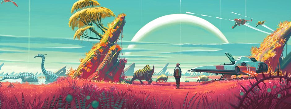 Watch the first exclusive live performance of No Man's Sky's soundtrack