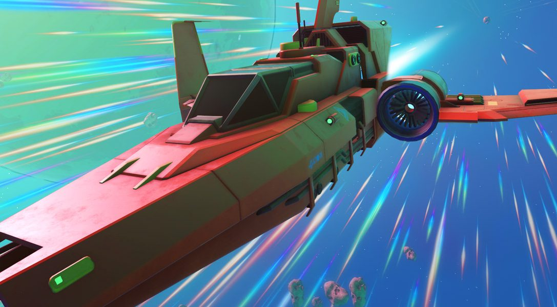 No Man's Sky's new Path Finder update brings vehicles, PS4 Pro support and much more