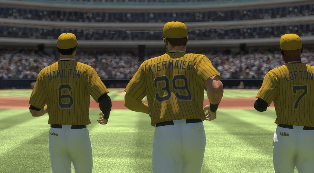 MLB The Show 17's Franchise mode lets you build a baseball empire