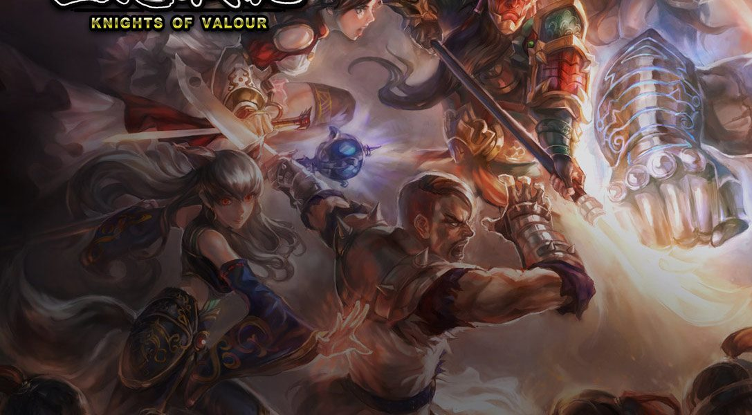 6 things you need to know about Knights of Valour, an arcade-style co-op brawler coming to PS4