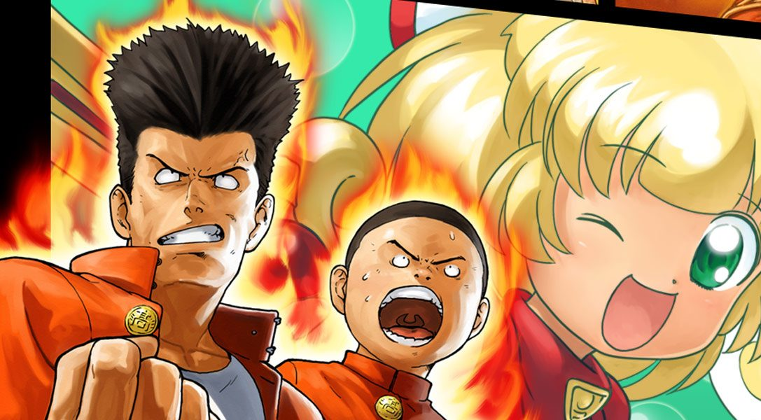 ADK Damashii compilation brings five Neo Geo arcade classics to PS4 today