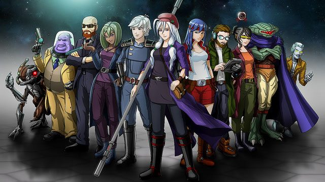 Cosmic Star Heroine Out Today, Go Inside the Skill-Based Battle System