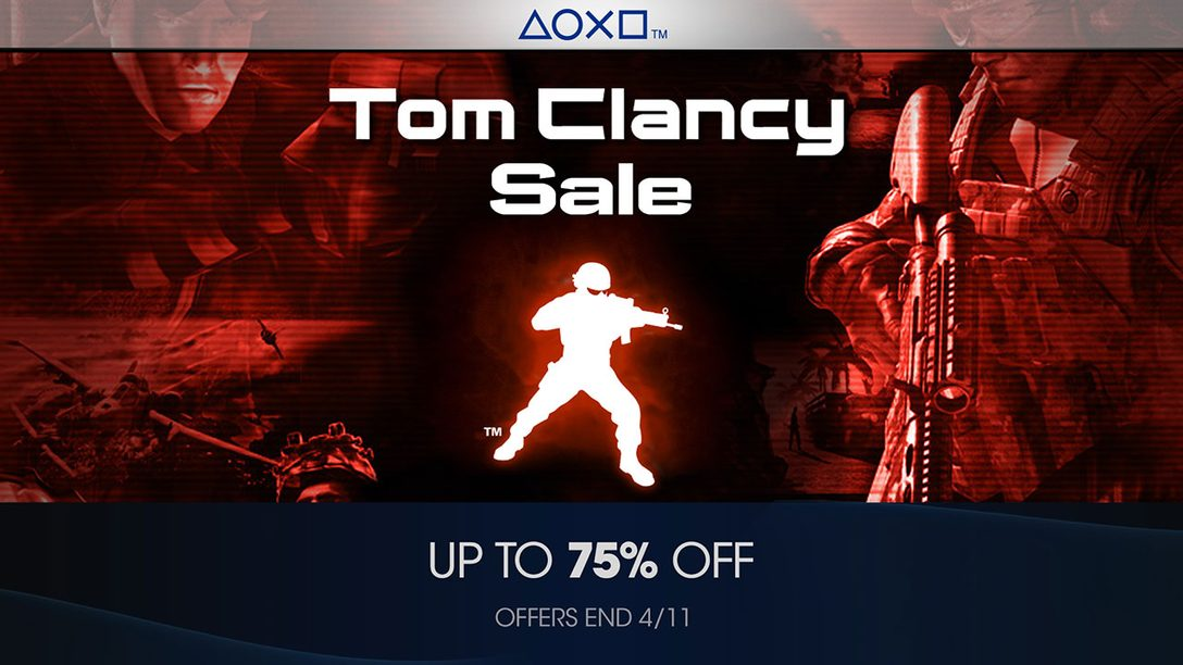 Tom Clancy Brings Intrigue and Espionage to Franchise Sale Series