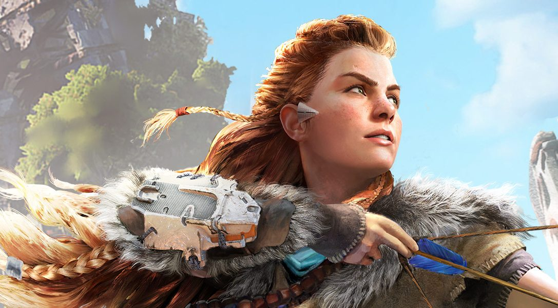 Horizon Zero Dawn was the best-selling game on PlayStation Store in March