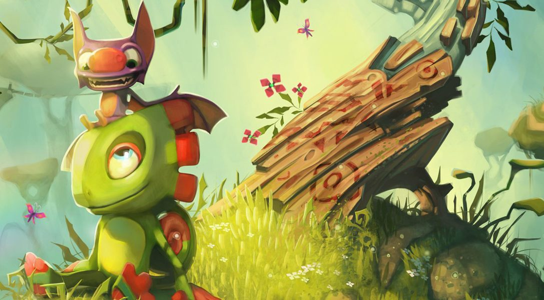 New on PlayStation Store this week: Yooka-Laylee, StarBlood Arena, The Sexy Brutale