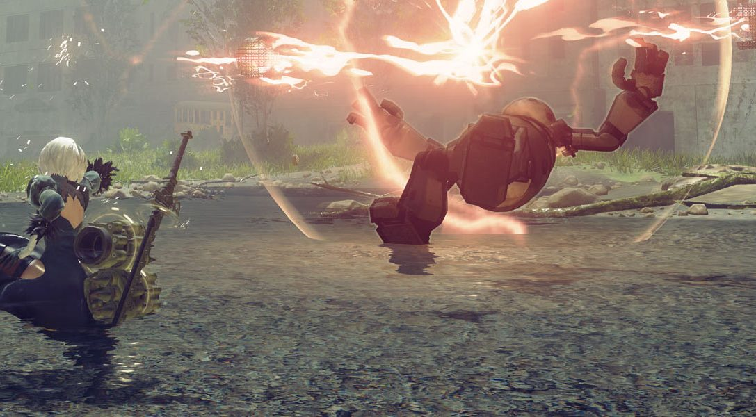 An exclusive look at the creation of Nier: Automata's 2B