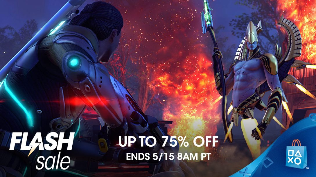 Sci-fi Flash Sale: Save up to 75% on Soma, XCOM 2 and More