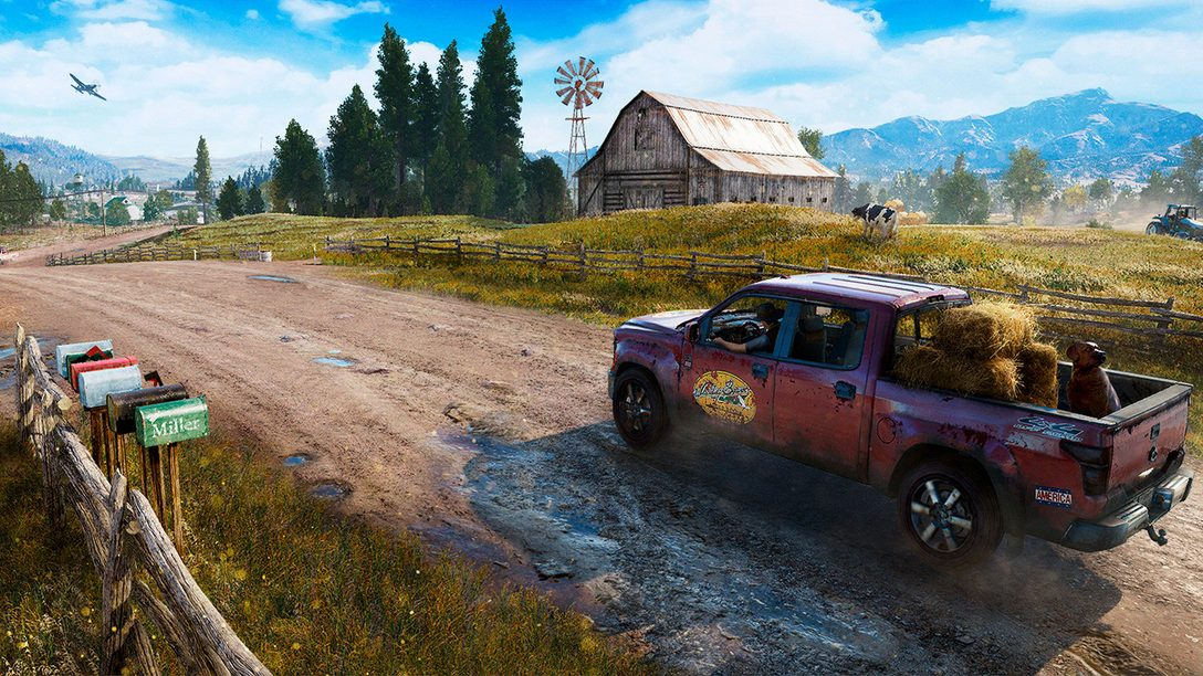 Far Cry 5 What Awaits You In Hope County Montana Playstation Blog