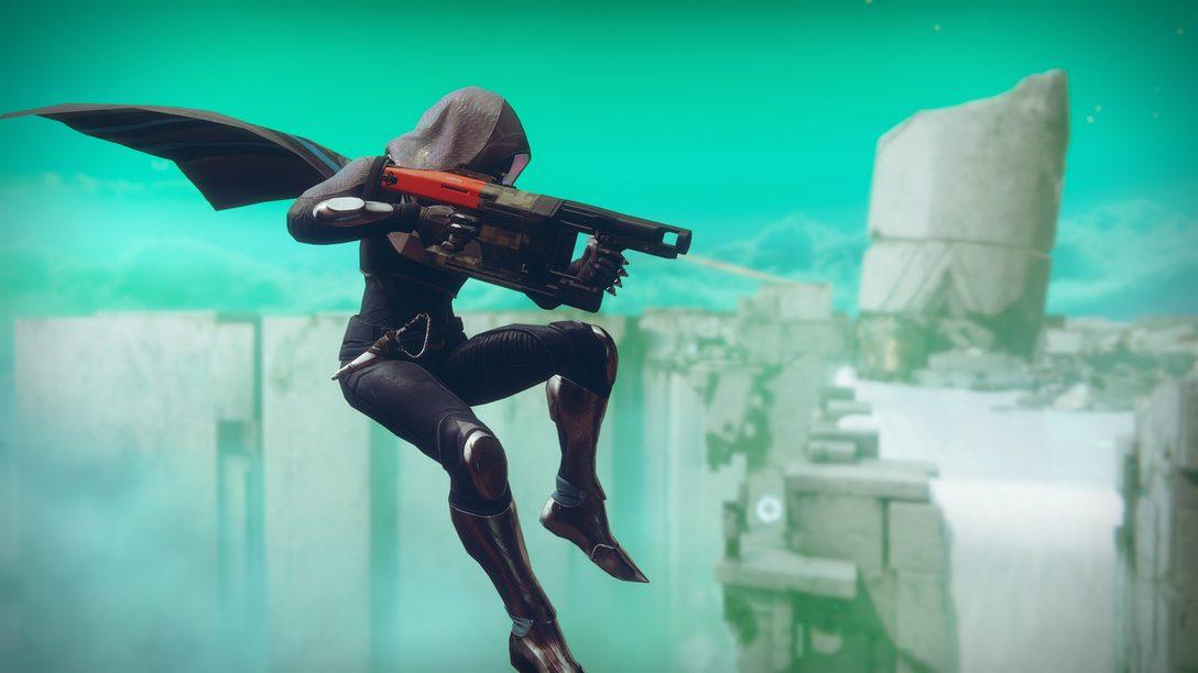 Destiny 2: Strike Gameplay, New Screens, Hands-on Impressions